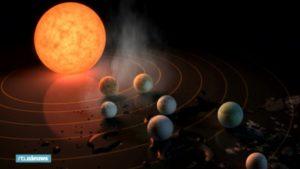 nieuwe planeten
